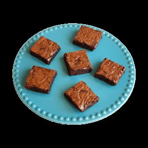 biologische bio fudgy brownie ambachtelijk zonder E nummers klassiek classic echte brownie chocolate chocolade smeuïg organic online bestellen bezorgen Rotterdam Den Haag Voorburg Zoetermeer Wassenaar Amsterdam Delft Gouda