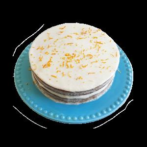 Bio en vegan sinaasappel cake nu online verkrijgbaar. Bedrijfstaarten, lekkere luxe bijzondere taarten, cakejes en gebak. Alles is 100% BIO, ook hebben we vegan keuzes. Duurzame relatiegeschenken, trakties en verwennerijen zijn nu gemakkelijk online te bestellen bij EkoBites. Afhalen en bezorgen.