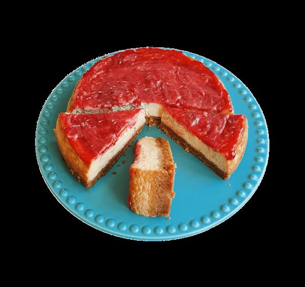 Cheesecake NewYork Jelly lekkere biologische taart online bestellen bezorgen bio crunchy fudgy karamel brownies natuurlijke lekkernijen biologische gebakjes bestel online bestellen bezorgen brownie bestellen bijzonder biologisch gebak den haag voorburg zoetermeer delft delfgauw berkel wateringen hoek van holland zoeterwoude leidschendam leiden bestel online taarten cheesecake