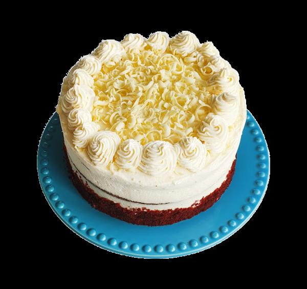 Red Velvet white - Online bio & vegan exclusive cakes - Het lekkerste brievenbuscadeau - Bio Brownie Box - Bio Cookie Box - Exclusive cakes & more. All Organic nieuw online webwinkel! Bedrijfsgeschenken - Relatiegeschenken - Kleinhandel - Groothandel - Leverancier voor biologische gebakjes, ook ruime vegan keuzes!
