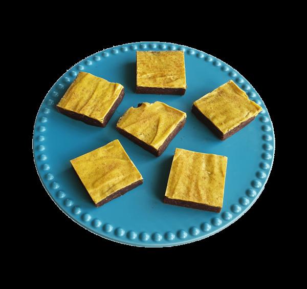 Vegan Organic Brownies - Fudgy brownies per post online bestellen, perfect als traktatie of voor uw eigen genot - Eten met een geweten - Ambachtelijk en vers op order - B2b
