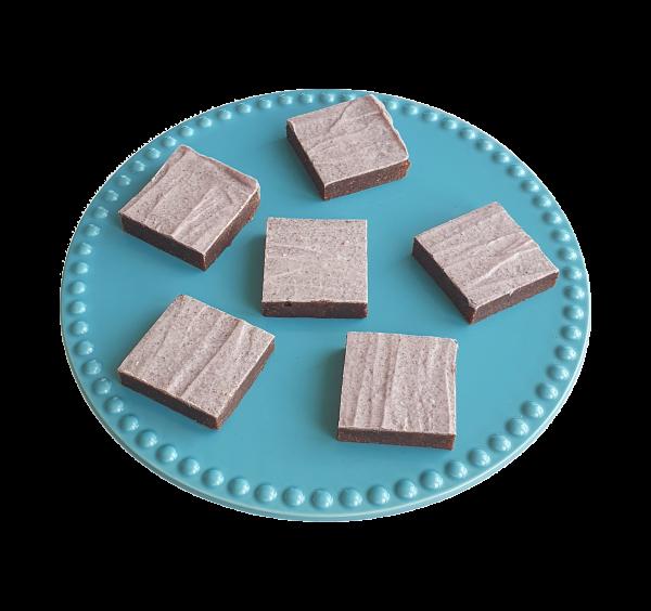 De lekkerste Vegan Brownies per post - Fudgy brownies online bestellen, nu met gratis persoonlijk boodschap! - Volledig Biologisch - Ambachtelijk - Handmade - Duurzaam - Uniek - Vers op Order