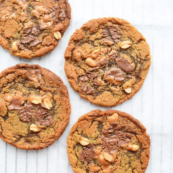 Chocolate Cookies Bestellen - Nieuwe Smaken! - EkoBites - Onze Chocolate Cookies zijn 100% BIO en we hebben ook Vegan keuzes - Cookie Box per Post - Met persoonlijk handgeschreven boodschap - Werkdagen voor 14:00 besteld = zelfde dag verzonden - Ambachtelijk - Handmade - Vers op Order - Duurzaam