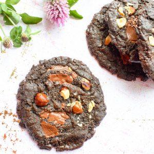 Unieke Vegan Chocolate Chip Cookies Bestellen - EkoBites - Onze Chocolate Cookies zijn 100% BIO en we hebben ook Vegan keuzes - Cookie Box per Post - Met persoonlijk handgeschreven boodschap - Werkdagen voor 14:00 besteld = zelfde dag verzonden - Ambachtelijk - Handmade - Vers op Order - Duurzaam