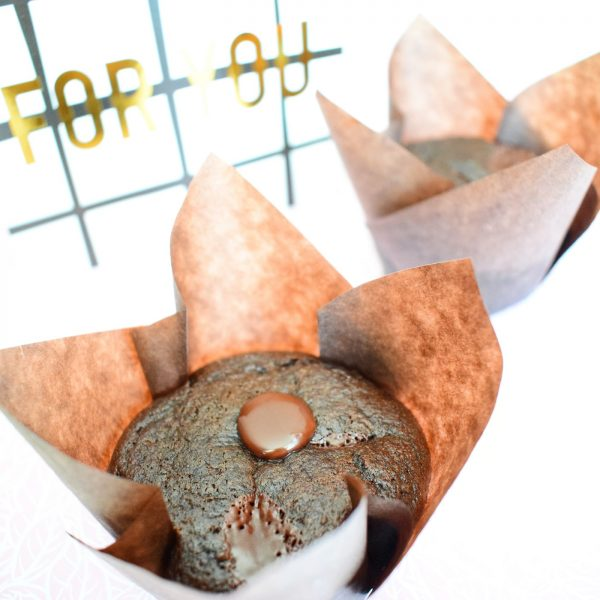 BIO Vegan Gebakjes per Post - Ook genoeg Vegan keuzes! - Onze Muffins zijn 100% BIO, Ambachtelijk, Duurzaam en Vers op Order - Nu met gratis persoonlijk handgeschreven bericht! - Geschenk - Traktatie - Cadeau - Beterschap - Verwennerij
