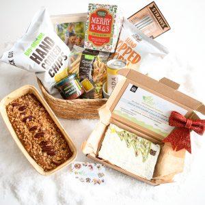 Biologische Duurzame Vegan Kerstpakket Bestellen - Bestel nu hier de lekkerste kerstpakket voor uw werknemers of relaties - 100% BIO & Vegan - Ambachtelijk - Uniek - Duurzaam - Verantwoord